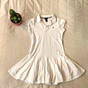Ralph Lauren Classic Tennis Dress